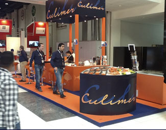 SIAL 2013 Culimer Booth