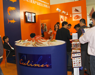 Culimer booth 1